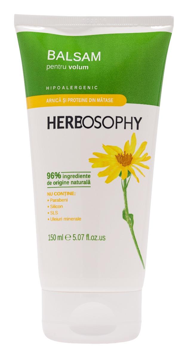 Herbosophy, Balsam cu extract de Arnica, 150ml imagine produs 2021