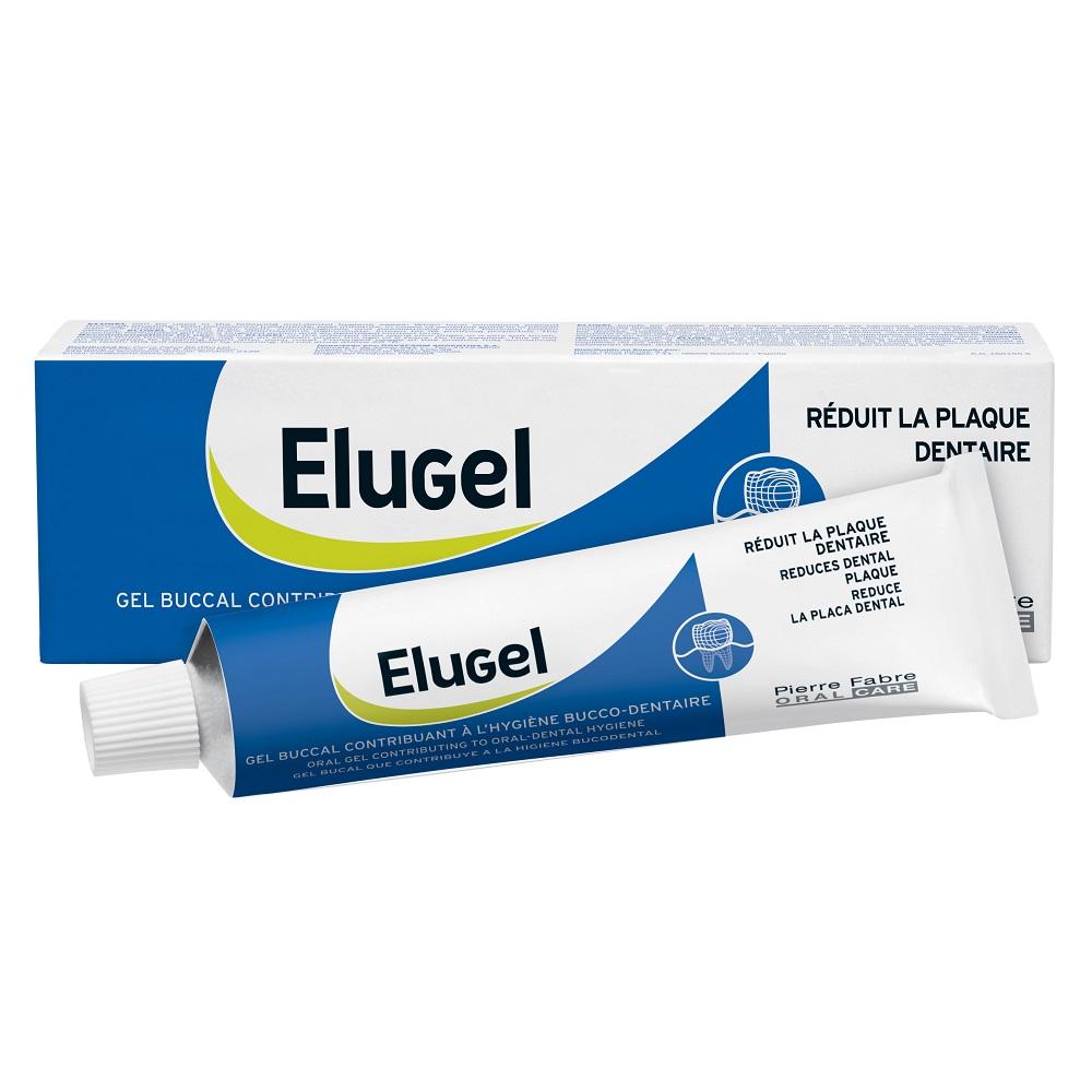 Gel oral analgezic si antiseptic, 40 ml, Elugel