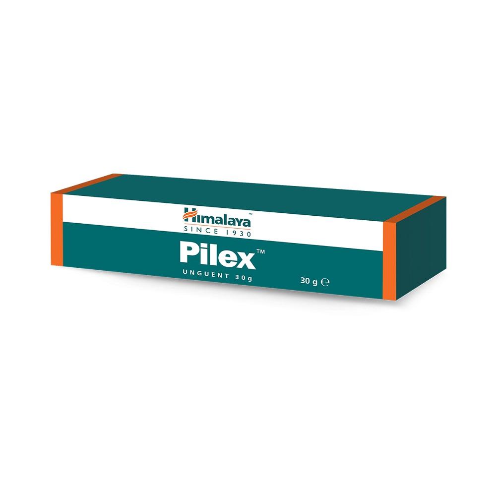 Pilex unguent, 30 g, Himalaya drmax poza