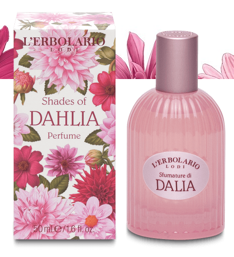 Apa de parfum Shades of Dahlia, 50ml, L'Erbolario imagine produs 2021