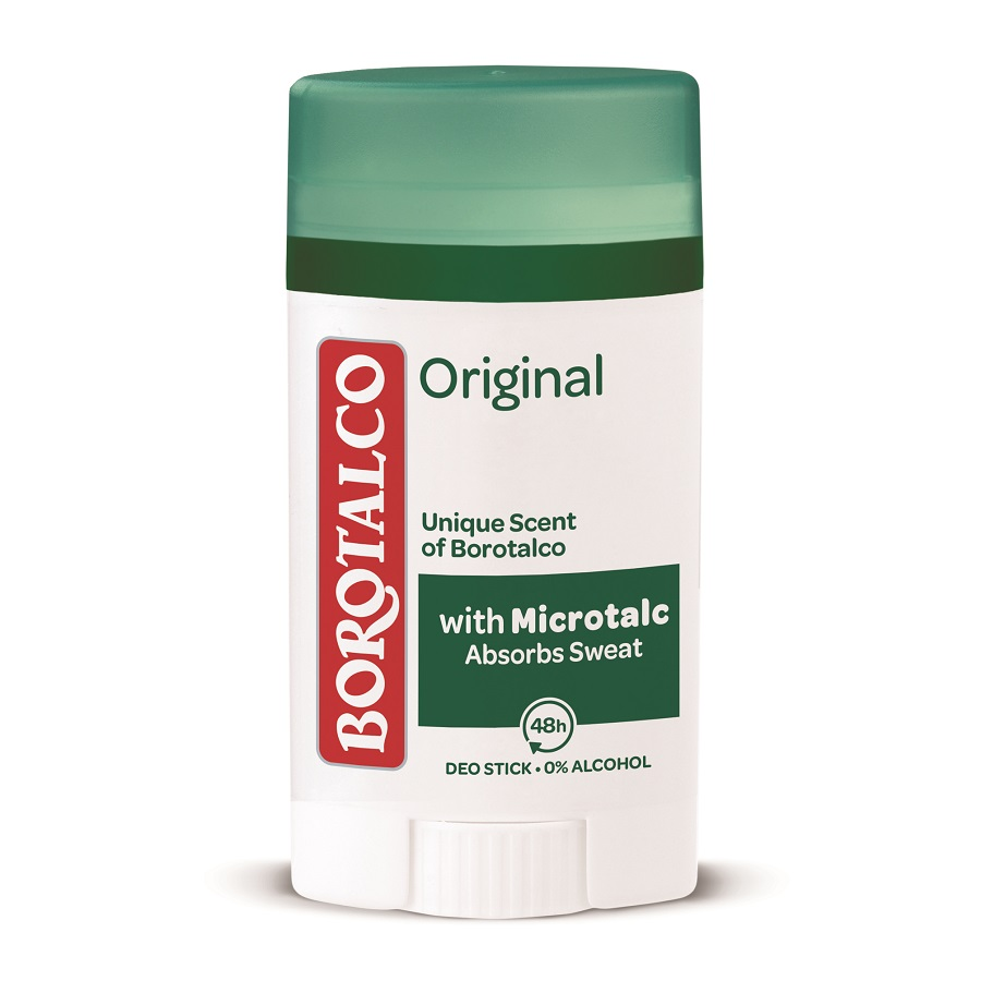 Deodorant stick Original Fresh, 40ml, Borotalco