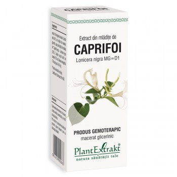 Extract din mladite de caprifoi, 50ml, Plantextrakt imagine produs 2021
