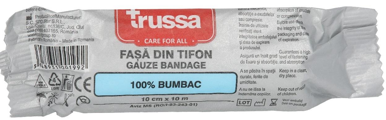 Trussa Fasa tifon 10cmx10m imagine produs 2021