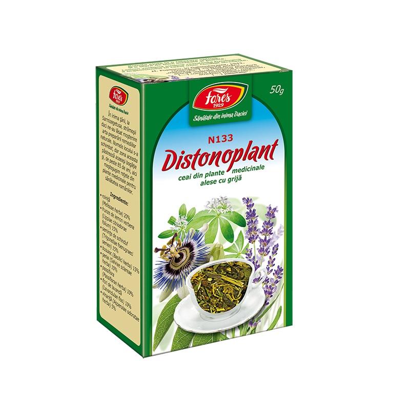 Ceai Distonoplant, 50 g, Fares imagine produs 2021