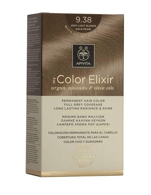 Apivita Vopsea My Color Elixir N9.38 drmax.ro