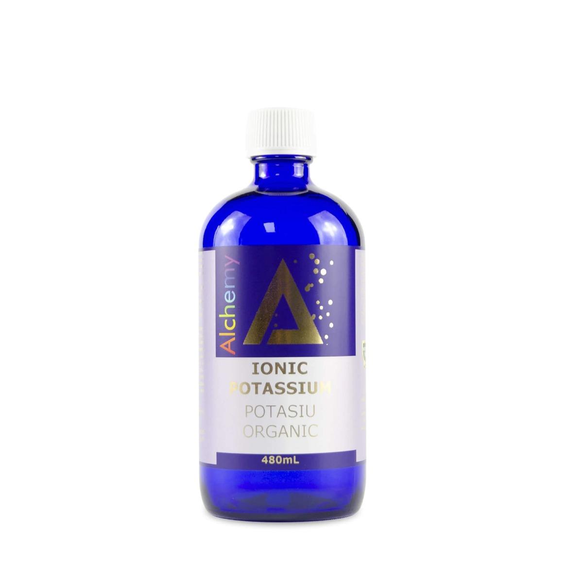 Ionic Potassium potasiu ionic organic Alchemy, 480ml, Aghoras drmax.ro