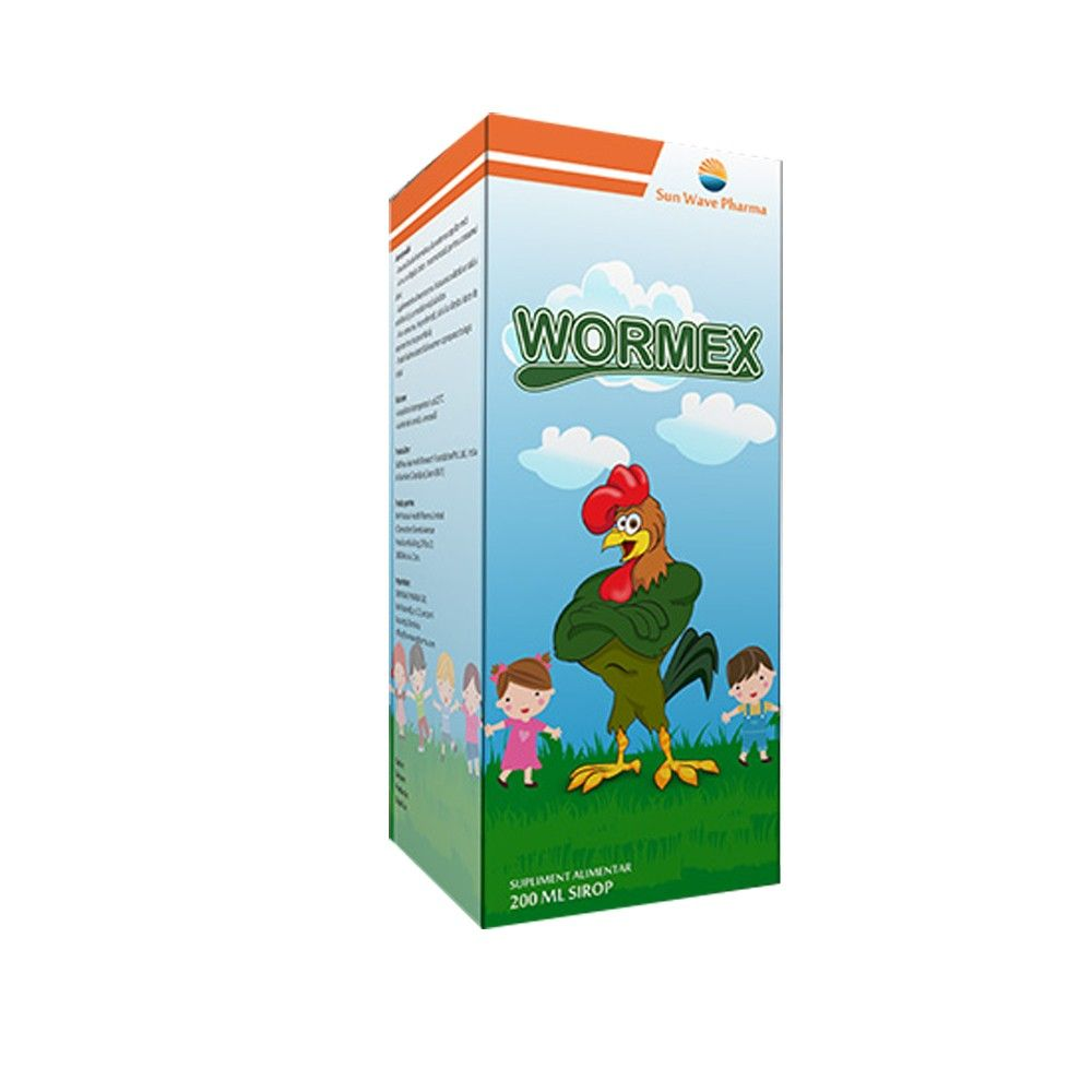 Wormex, 200 ml, Sunwave imagine produs 2021