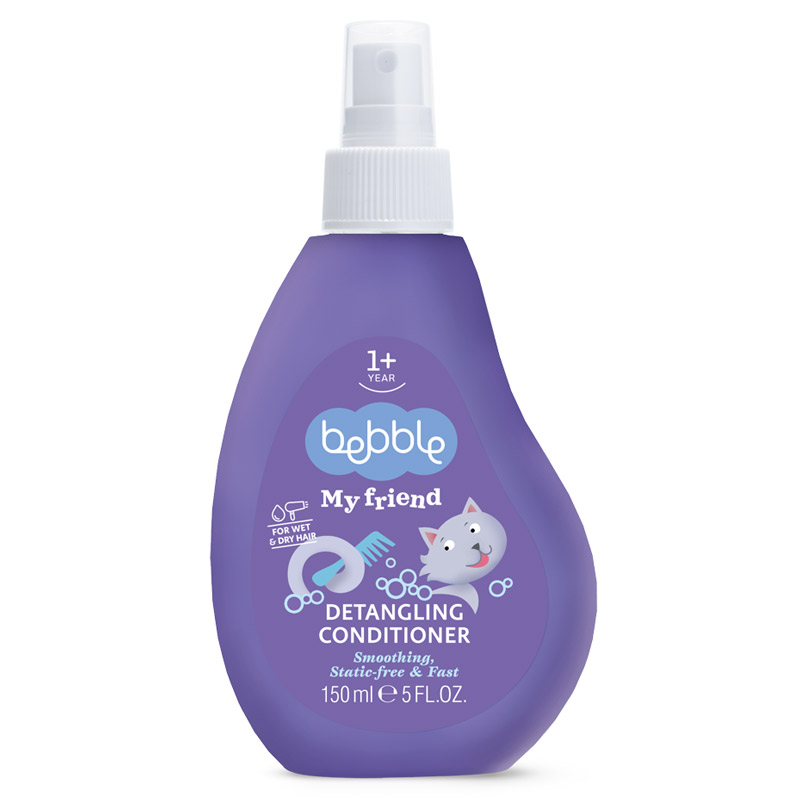 Spray pentru pieptanare usoara My Friend, 150ml, Bebble drmax.ro