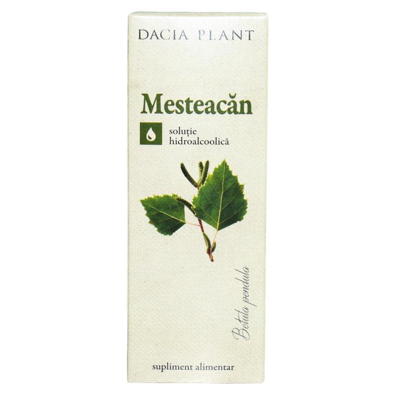 Tinctura de mesteacan, 50ml, Dacia Plant drmax.ro