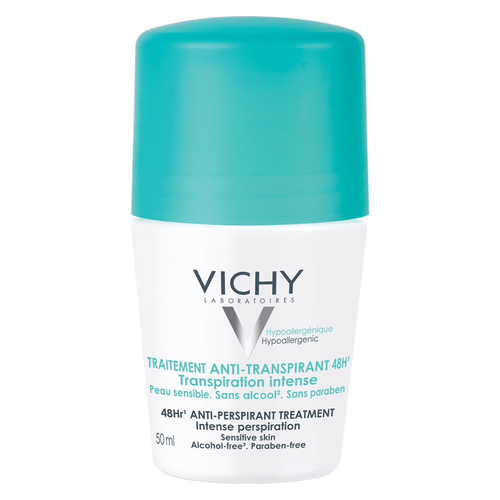 Deodorant roll-on cu parfum 48h, 50 ml, Vichy