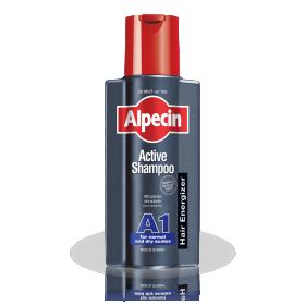 Sampon pentru scalp normal si uscat Activ 1, 250ml, Alpecin