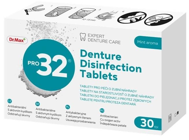 Pro32 Tablete Pentru Proteza Dentara 30buc imagine produs 2021
