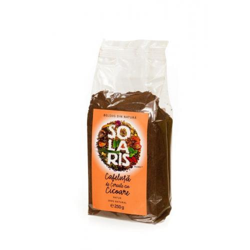 Cafeluta de cereale cu cicoare natur, 250g, Solaris la preț mic imagine