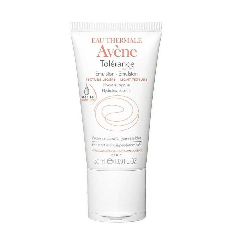Emulsie pentru piele sensibila Tolerance Extreme, 50 ml, Avene