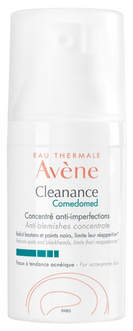Concentrat anti-imperfectiuni ten acneic Cleanance Comedomed, 30 ml, Avene drmax.ro
