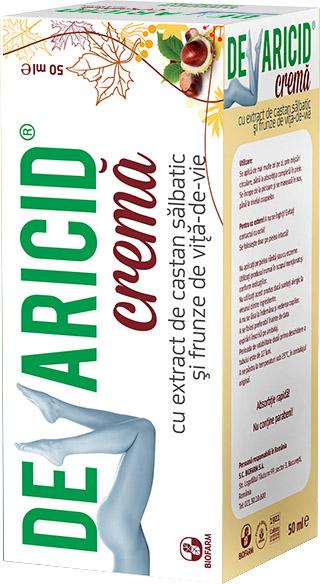 Devaricid crema, 50 ml, Biofarm imagine produs 2021