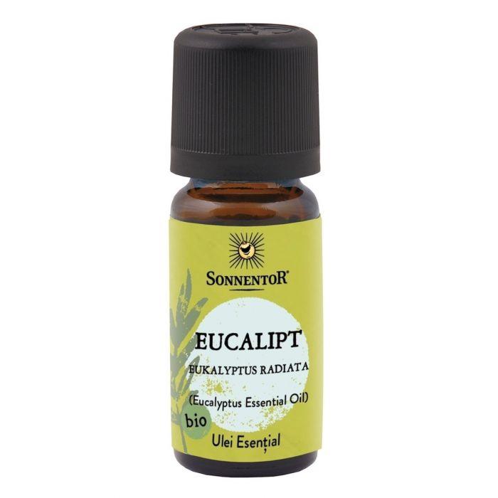 Ulei Bio Esential Eucalipt (Eukalyptus radiata), 10ml, Sonnentor drmax.ro