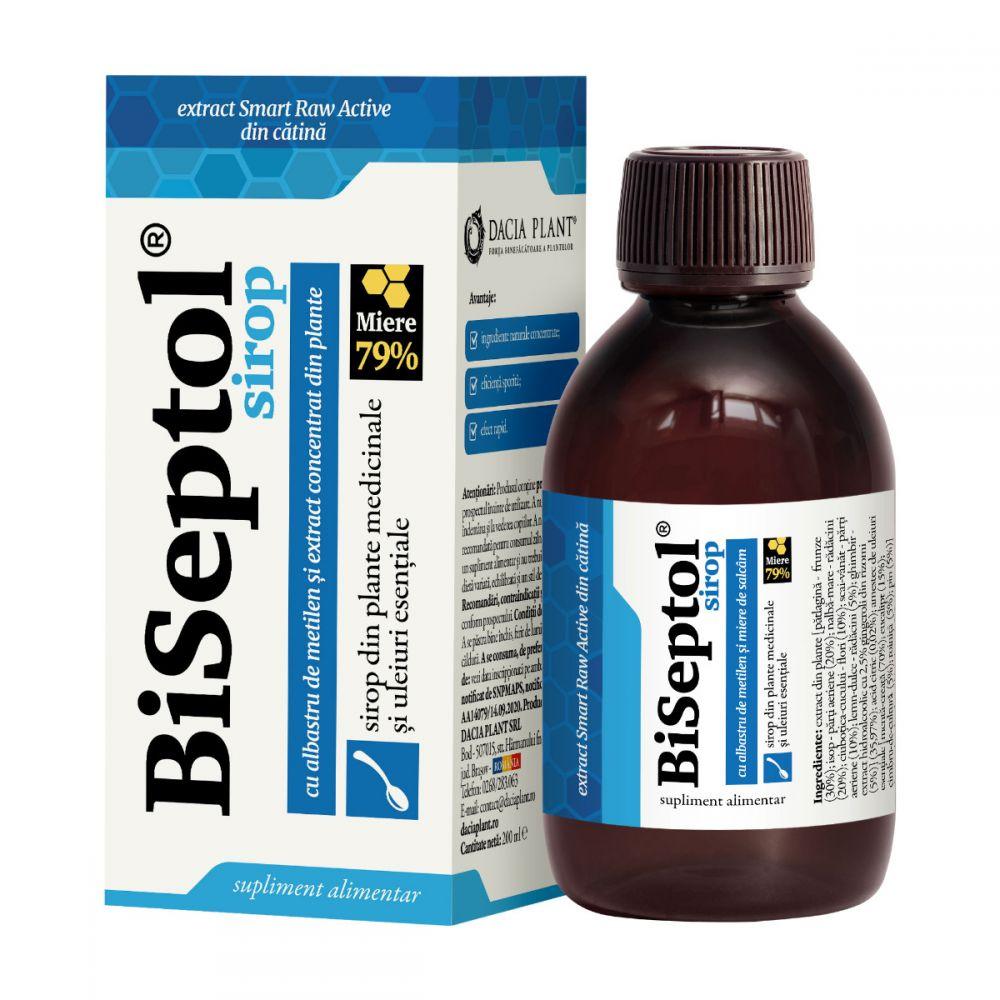 Sirop BiSeptol, 200ml, Dacia Plant drmax.ro