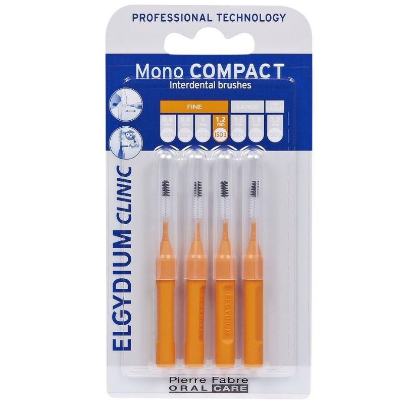 Periuta de dinti Monocompact Orange, Elgydium