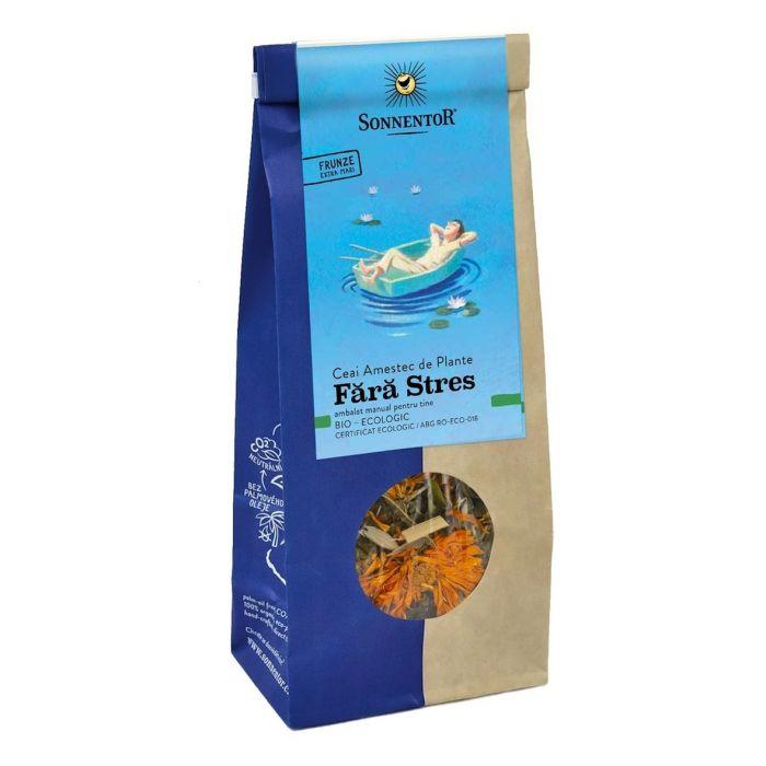 Ceai Bio Fara Stres, 40g, Sonnentor drmax.ro