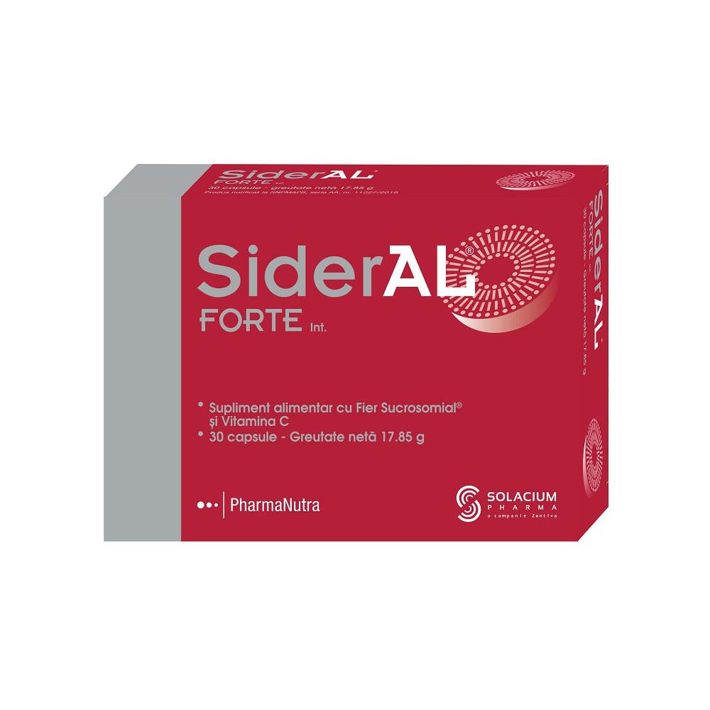 Sideral Forte, 30 capsule, Solacium