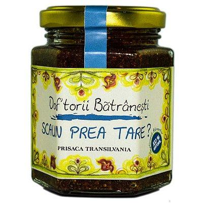 Scaun prea tare Doftorii Batranesti, 200g, Prisaca Transilvania drmax.ro