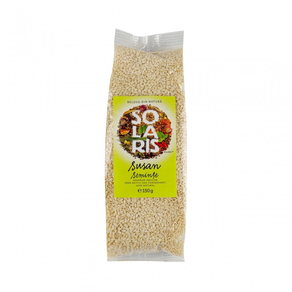 Seminte de susan, 150g, Solaris drmax.ro
