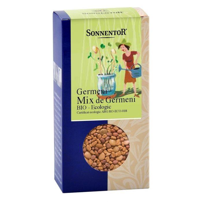 Seminte Bio - Mix Germeni, 120g, Sonnentor drmax.ro