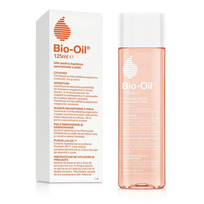 Ulei pentru ingrijirea pielii, 125ml, Bio-Oil
