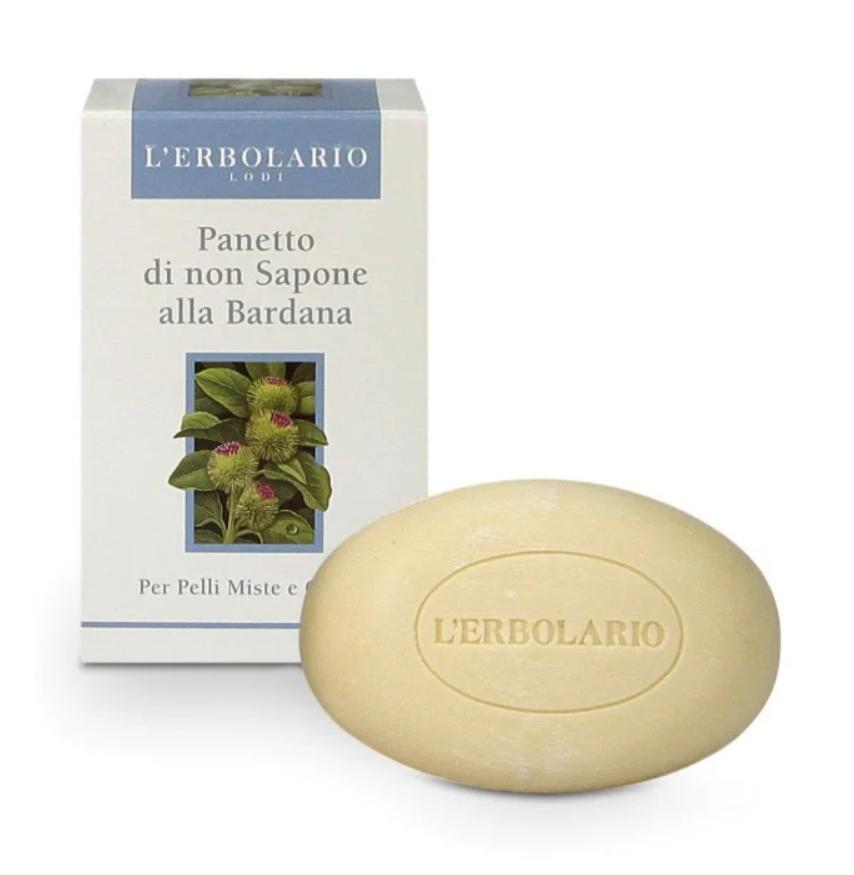 L'erbolario Burdock sapun, 100g drmax.ro