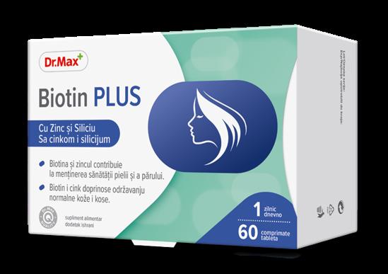 Dr.Max Biotin Plus Ct*60 Cpr Film imagine produs 2021
