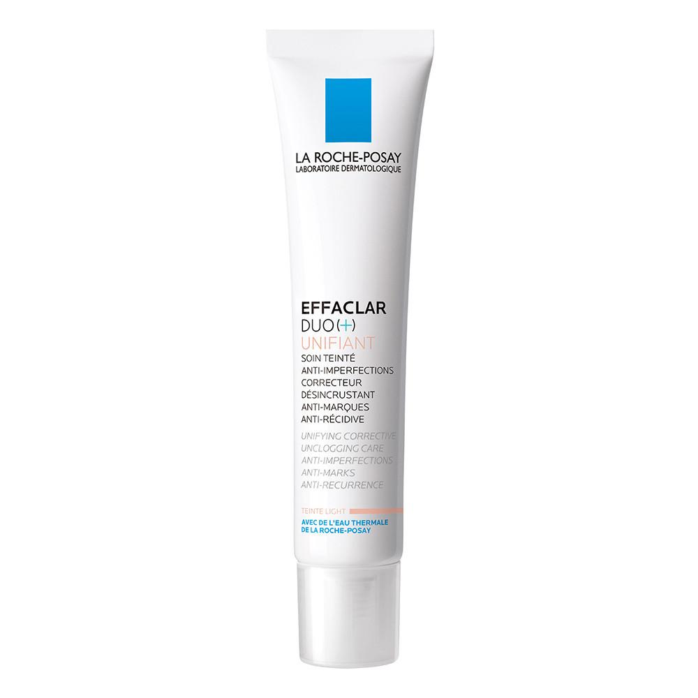 Crema corectoare Effaclar Duo+ Unifiant Light, 40ml, La Roche-Posay drmax.ro
