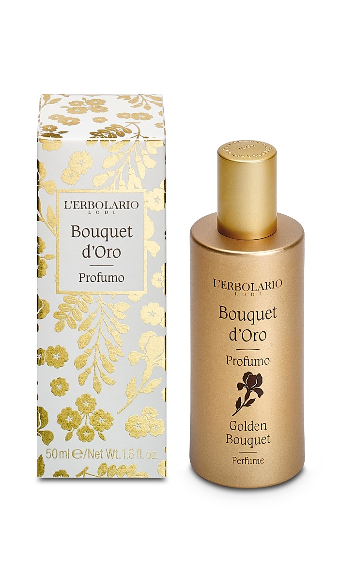 Apa de parfum Golden Bouquet, 50ml, L'Erbolario imagine produs 2021