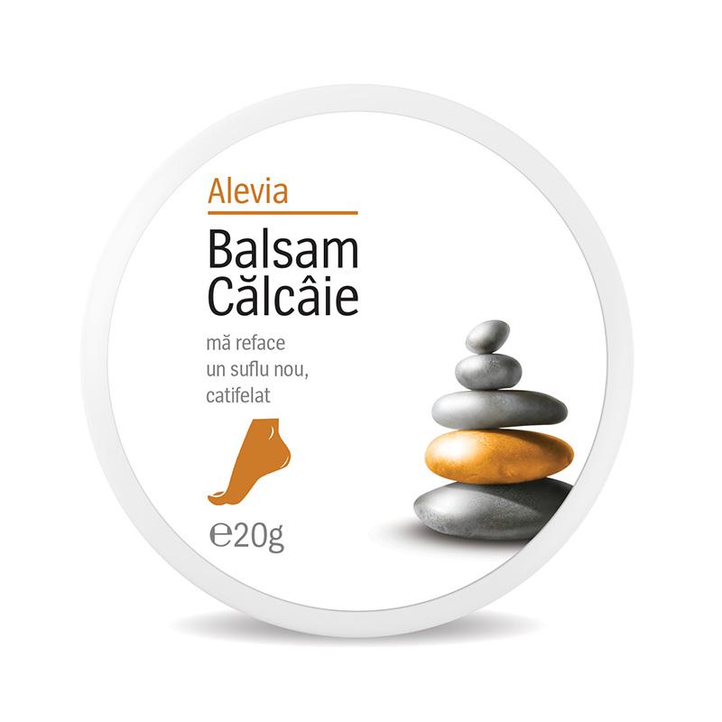 Balsam pentru calcaie, 20g, Alevia drmax.ro
