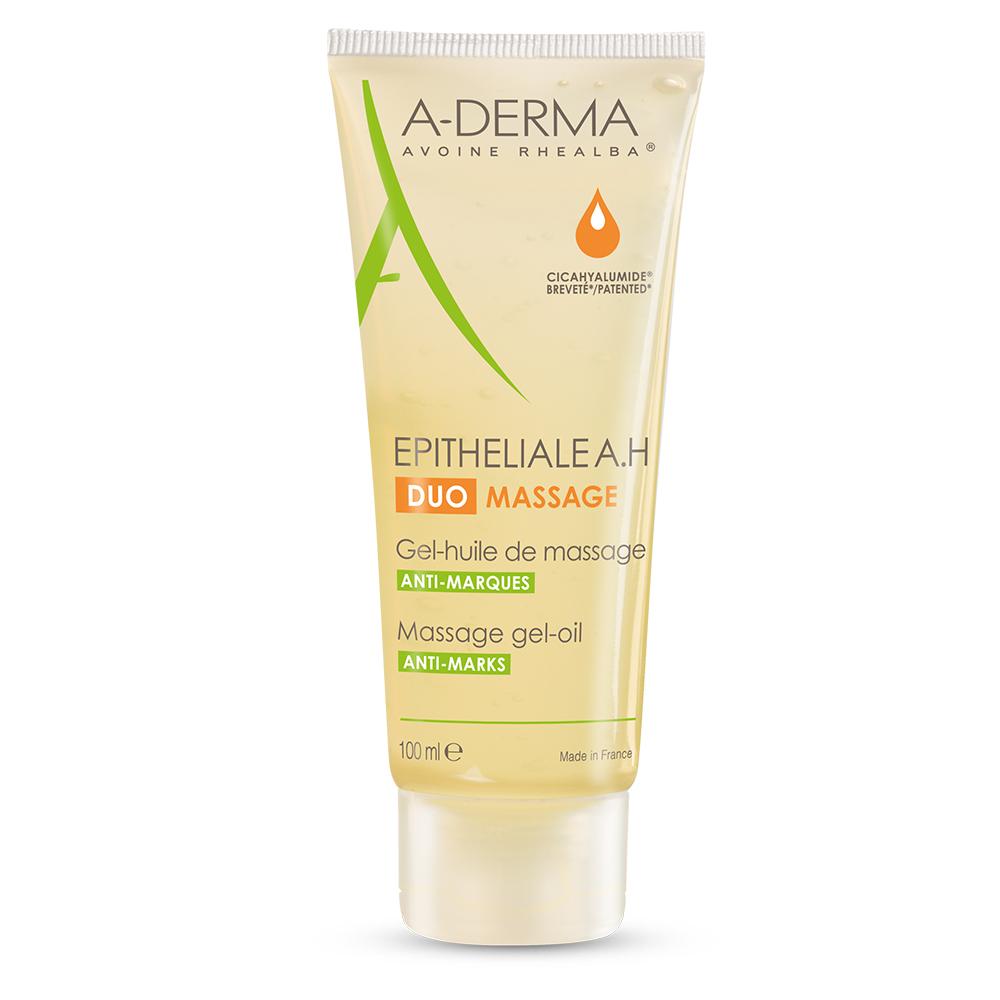 Gel-Ulei de masaj Epitheliale AH Duo, 100 ml, A-Derma drmax.ro