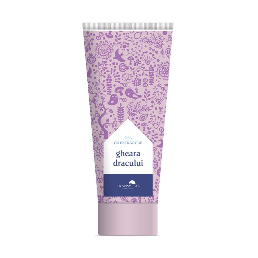 Gel cu extract de gheara dracului, 250 ml, Transvital drmax.ro