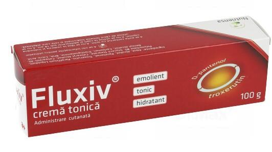 Fluxiv crema tonica, 100 g, Antibiotice drmax.ro