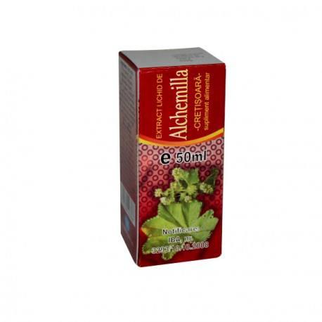 Extract lichid de Alchemilla - cretisoara, 50 ml, Meduman drmax poza