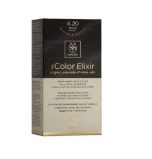 Vopsea My Color Elixir, N4.20, Apivita drmax.ro