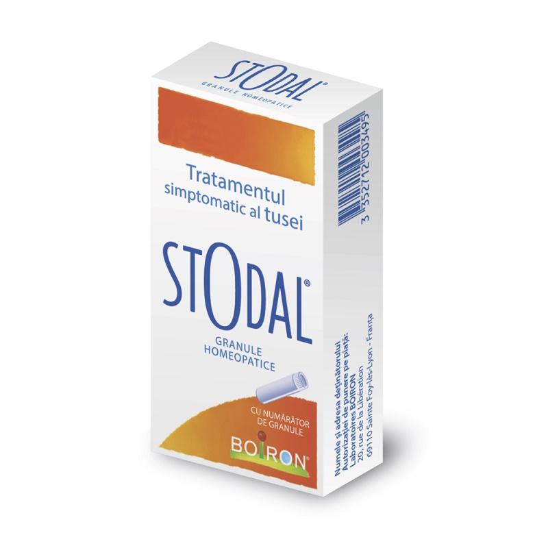Stodal granule homeopatice, 2 tuburi x 4 g, Boiron imagine produs 2021