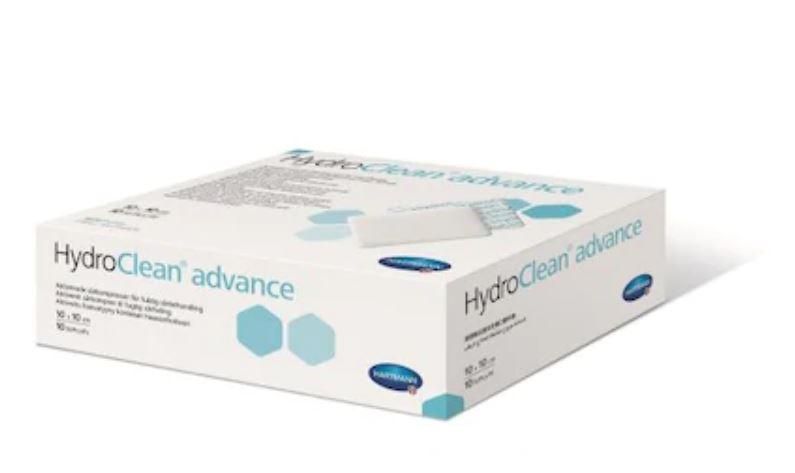 Pansament rotund activat pentru terapia umeda Hydroclean Advance, 5.5cm x 10 bucati, Hartmann drmax.ro