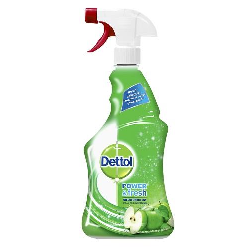 Spray dezinfectant Green Apple, 500ml, Dettol drmax poza