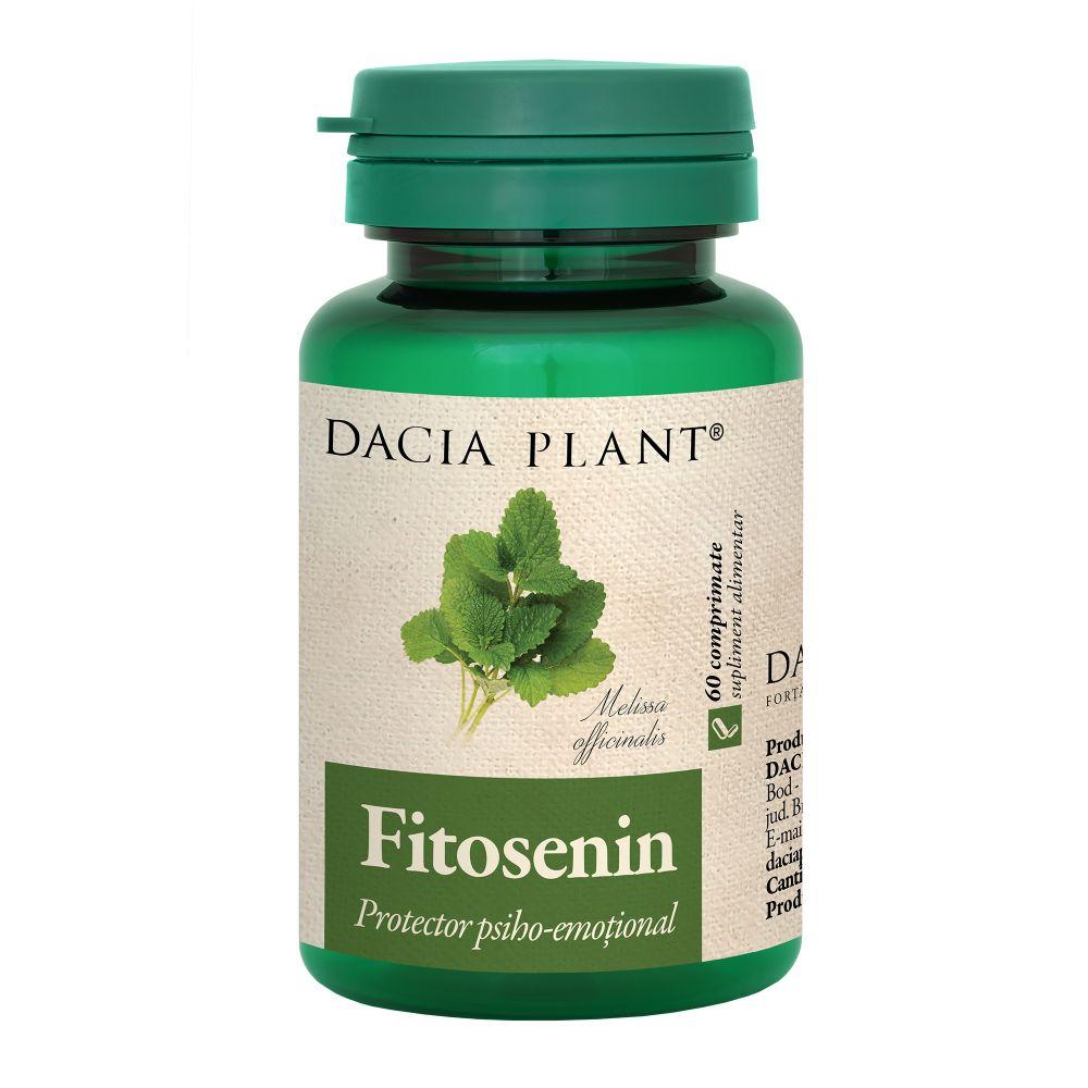 Fitosenin, 60 comprimate, Dacia Plant drmax.ro