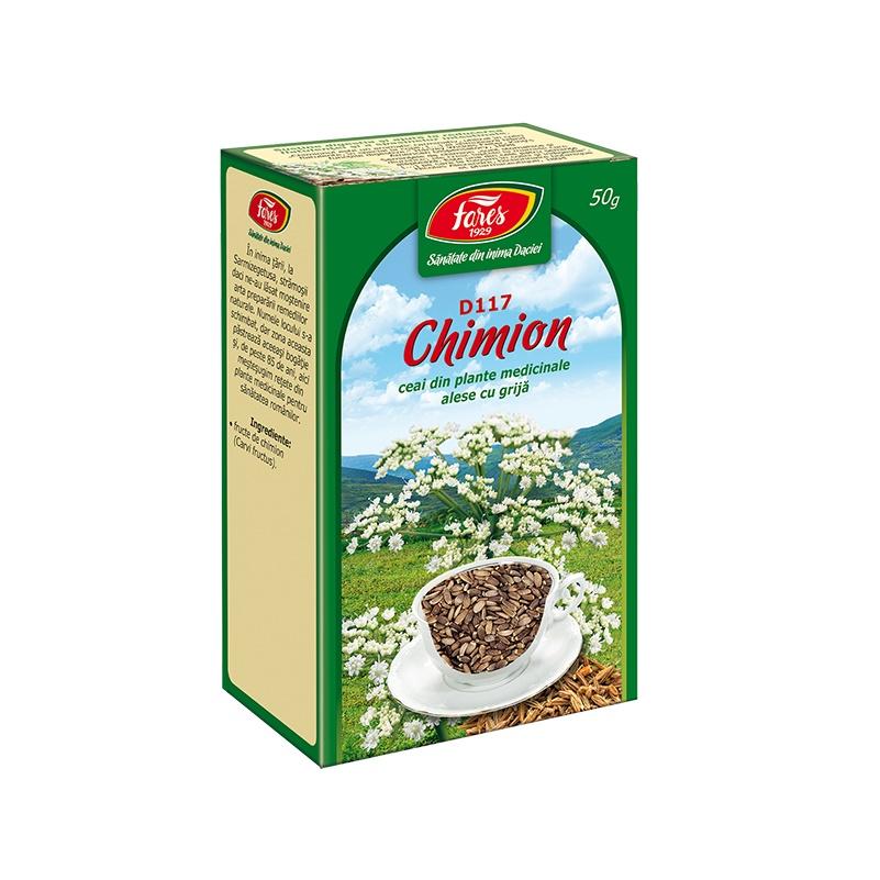 Ceai Chimion, 50 g, Fares drmax poza