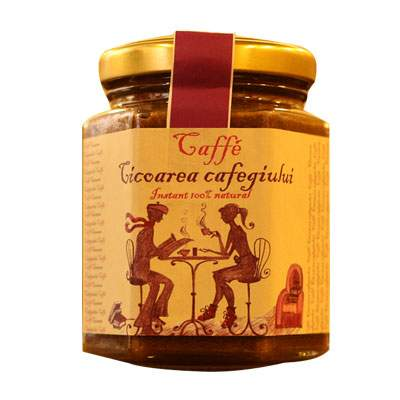 Cicoarea Cafegiului (Miere Cu Cicoare), 200g, Prisaca Transilvania drmax poza
