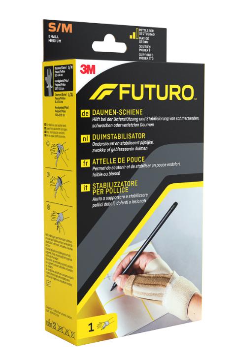 Stabilizator reglabil pentru degetul mare, marimea S/M, Futuro la preț mic imagine