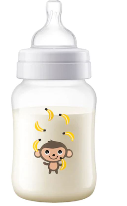 Biberon anticolici classic Maimuta, 260ml, Philips Avent imagine produs 2021