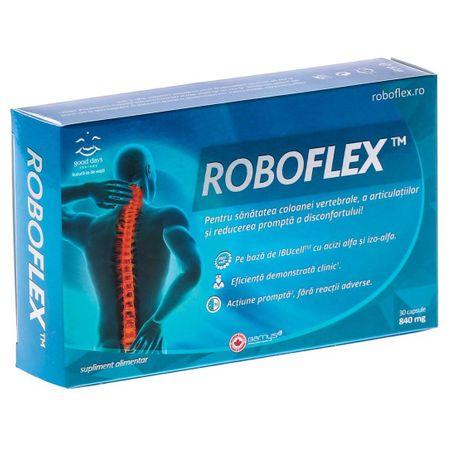 RoboFlex, 30 capsule, Good Days Therapy drmax poza