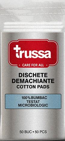 Trussa Dischete Demachiante*50 Buc drmax poza