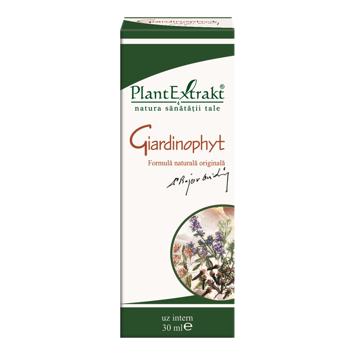 Giardinophyt, 30ml, Plantextrakt imagine produs 2021